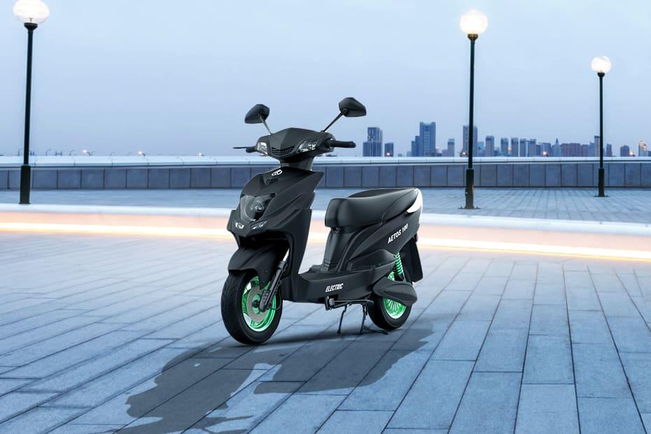 Kabira Mobility Aetos 100 (HT Auto photo)