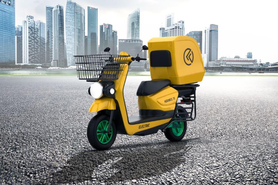 Kabira Mobility Hermes 75 (HT Auto photo)
