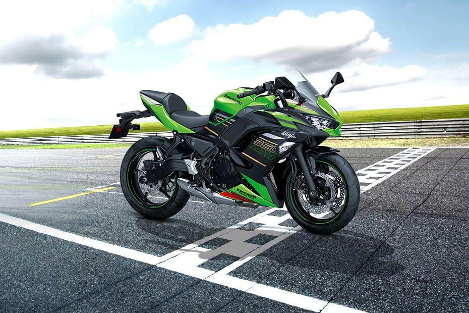 2020 Ninja 650
