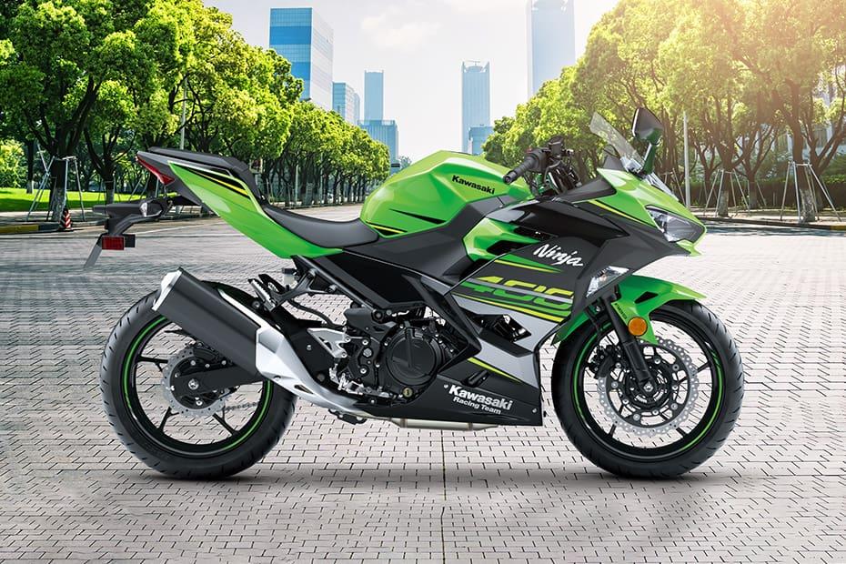 Kawasaki Ninja 400 (HT Auto photo)
