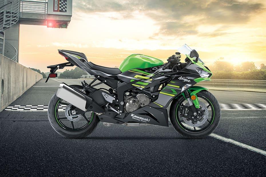 Kawasaki Ninja Zx 6r (HT Auto photo)