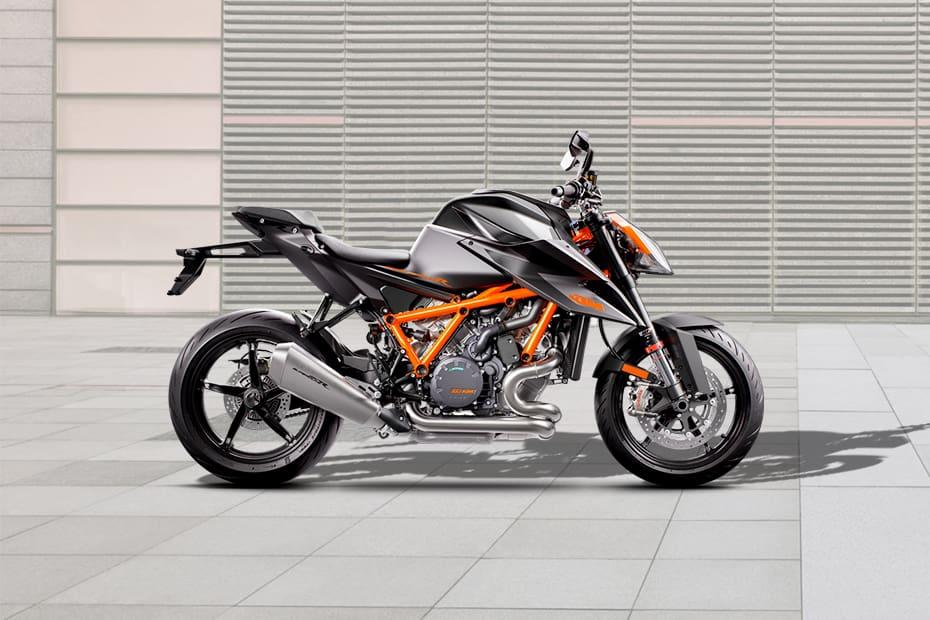 2020 1290 Super Duke R