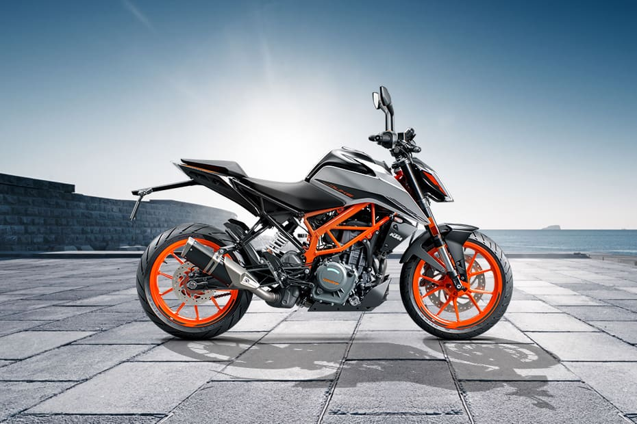Ktm Duke 390 (HT Auto photo)
