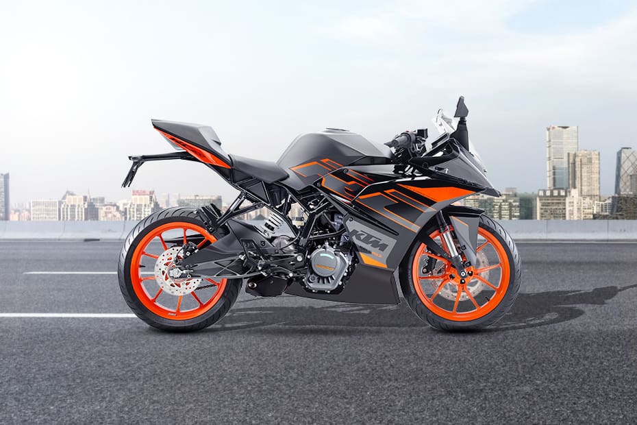 Ktm Rc 200 (HT Auto photo)
