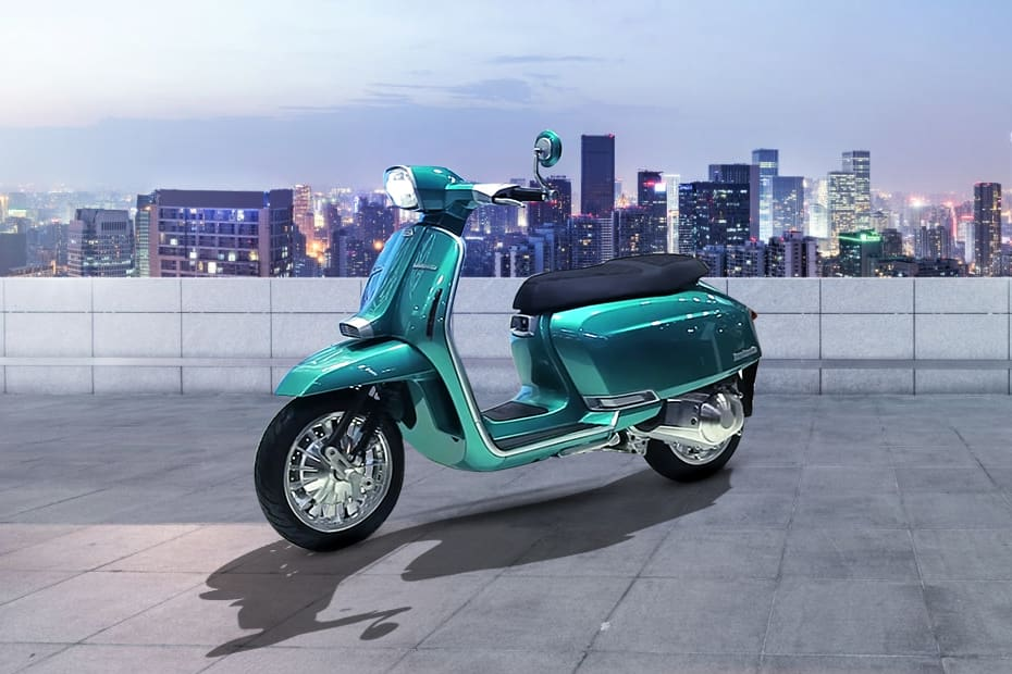 Lambretta G Special Electric Scooter (HT Auto photo)