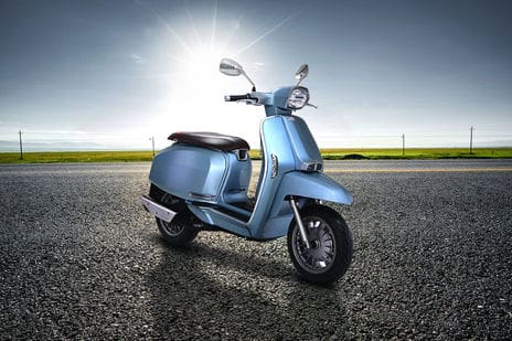 Lambretta V200 (HT Auto photo)