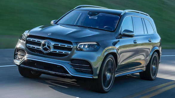 Mercedes-benz Gls (HT Auto photo)