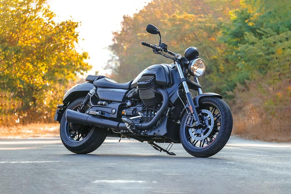 Moto Guzzi Audace (HT Auto photo)