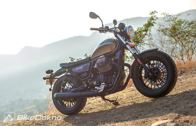Moto Guzzi V9 (HT Auto photo)