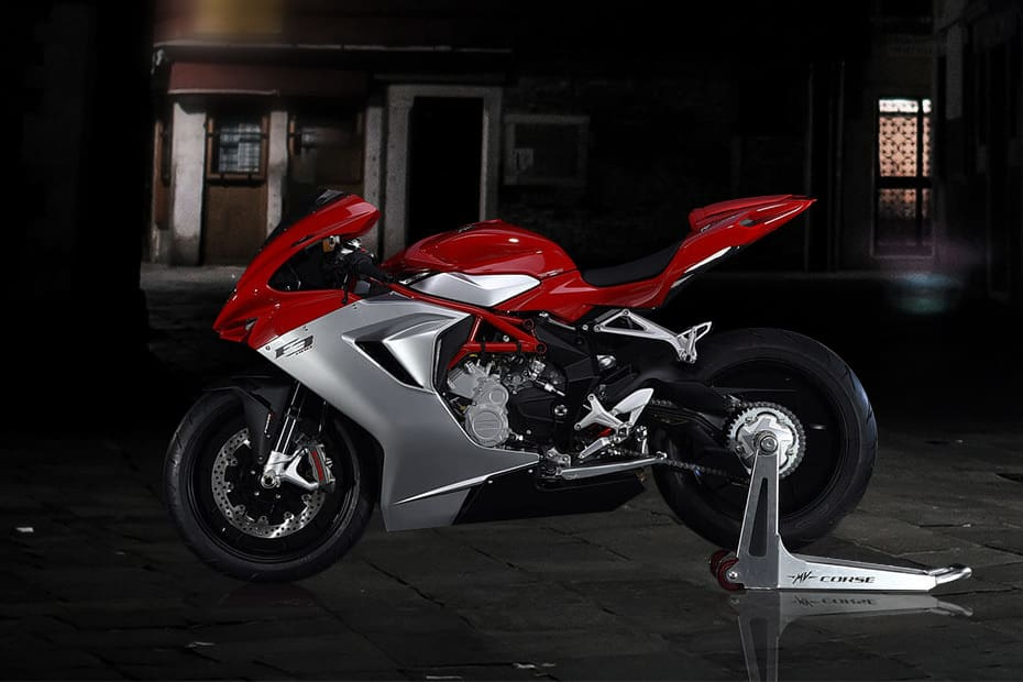 Mv Agusta F3 (HT Auto photo)