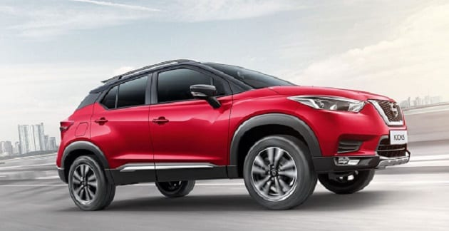 Nissan Kicks (HT Auto photo)