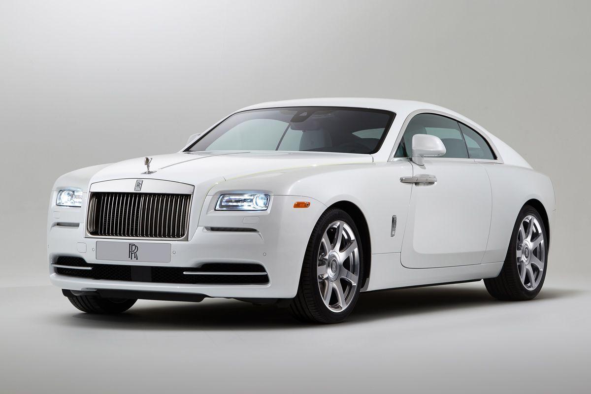 Rolls-royce Wraith (HT Auto photo)