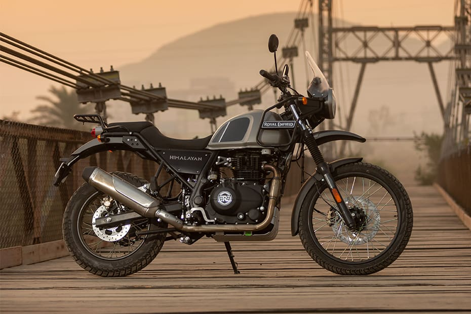 Royal Enfield Himalayan (HT Auto photo)