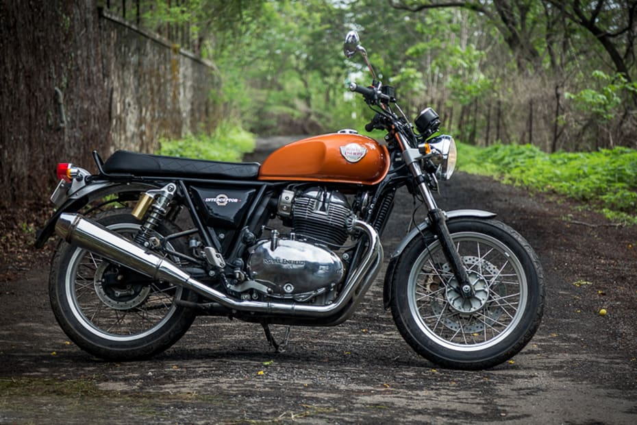Royal Enfield Interceptor 650 (HT Auto photo)