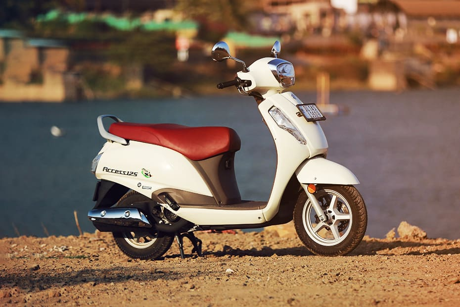 Suzuki Access 125 (HT Auto photo)