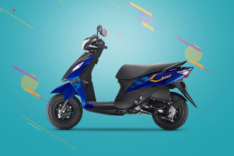 Suzuki Lets (HT Auto photo)