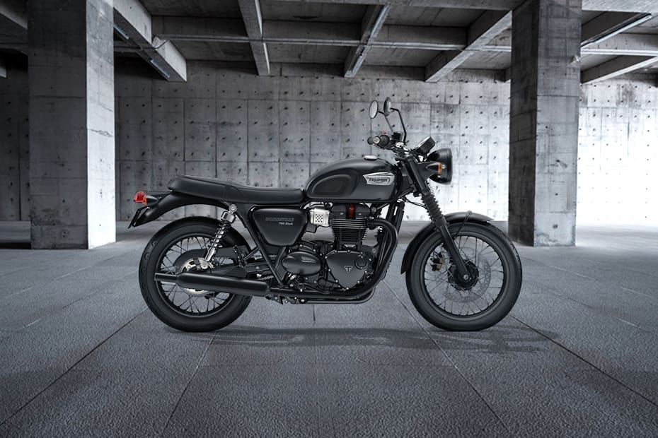 Triumph Bonneville T100 (HT Auto photo)