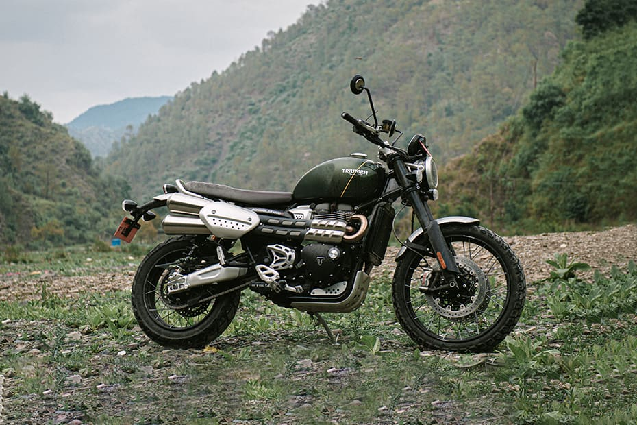 Triumph Scrambler 1200 (HT Auto photo)