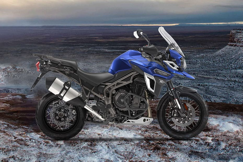 Triumph Tiger Explorer (HT Auto photo)