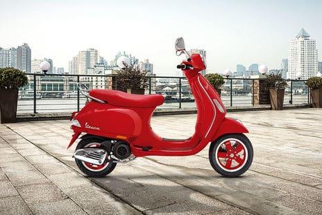 Vespa Red (HT Auto photo)