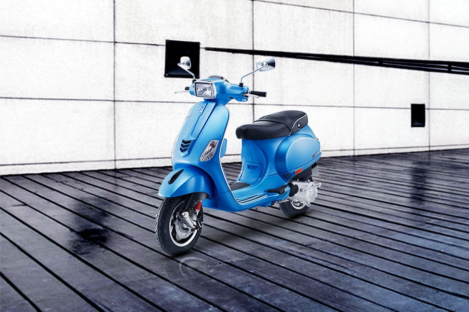 Vespa Sxl 125 (HT Auto photo)