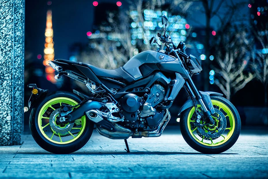 Yamaha Mt 09 (HT Auto photo)