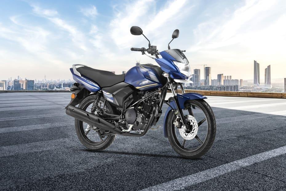 Yamaha Saluto (HT Auto photo)