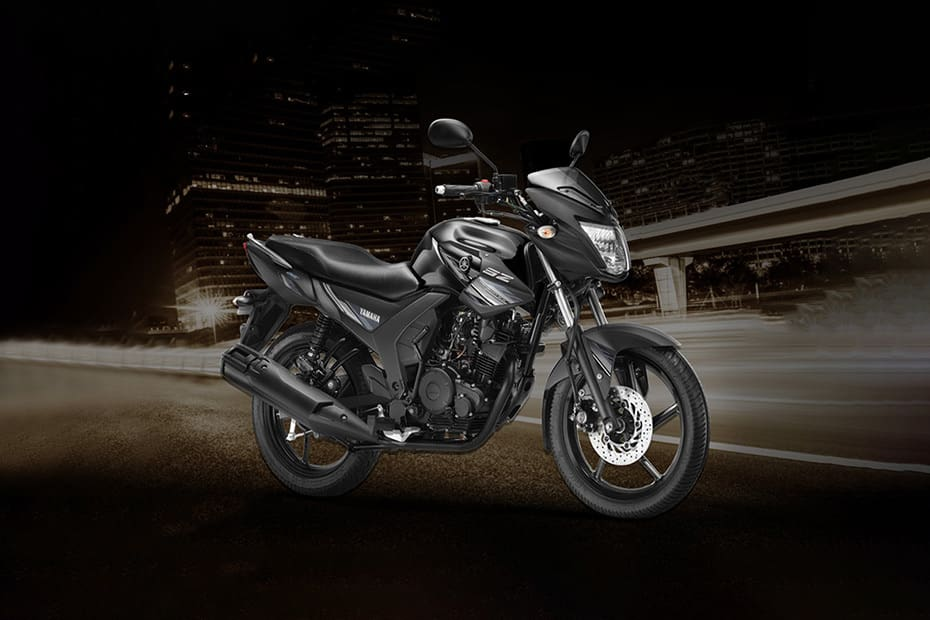 Yamaha Sz Rr (HT Auto photo)