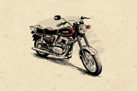 Yezdi Motorcycles 300 (HT Auto photo)