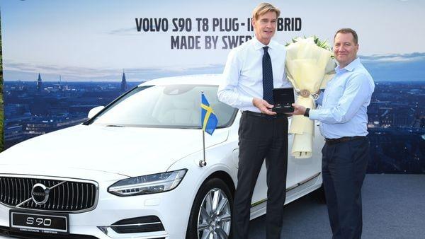 Photo: Volvo India