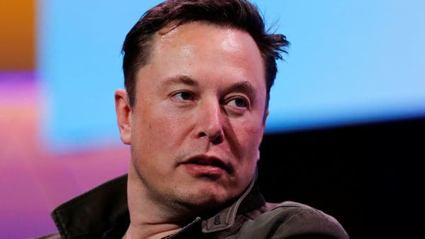 FILE PHOTO: SpaceX owner and Tesla CEO Elon Musk speaks during the E3 gaming convention in Los Angeles, California, June 13, 2019.