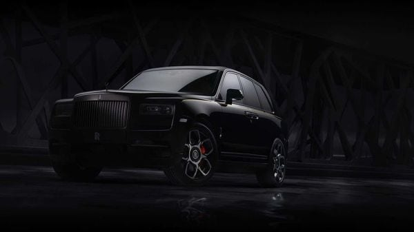 The all-new 2020 Cullinan Black Badge gets dark and bolder.