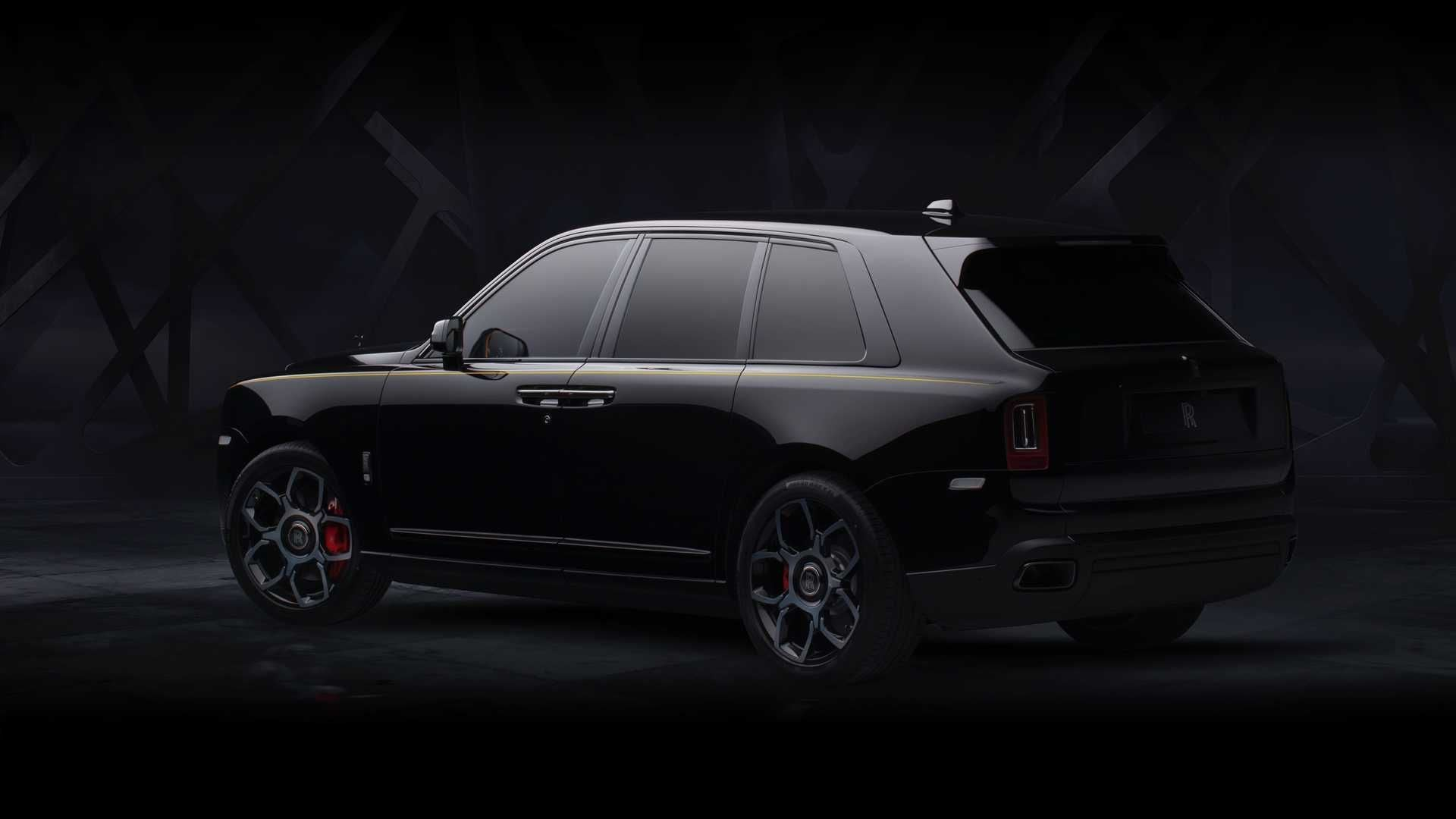 It has now joined Rolls-Royce's Black Badge line-up that included Wraith, Ghost and Dawn.
