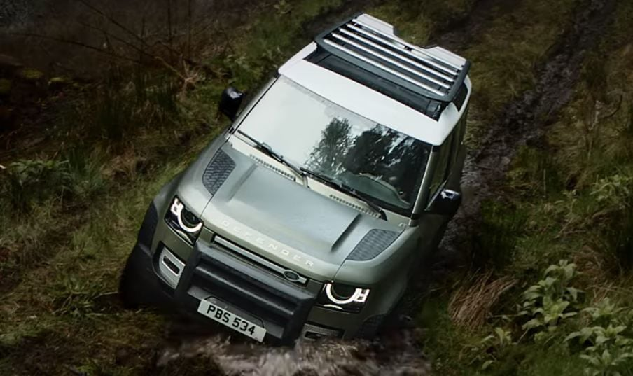 'Designing and co-ordinating the action sequences for the Bond franchise requires a non-compromising mindset. We needed an unstoppable vehicle to help us battle against the elements, steep descents and river crossings so we chose the new Defender. I'm beyond impressed that the Defender is not only back but much, much better!' says Lee Morrison, James Bond Stunt Co-ordinator. (Note: This photo is not from James Bond production/Courtesy: Land Rover UK)