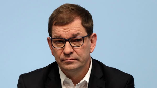 File photo of Markus Duesmann. (AP Photo)