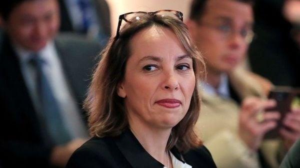 Reuters file photo of Clotilde Delbos.