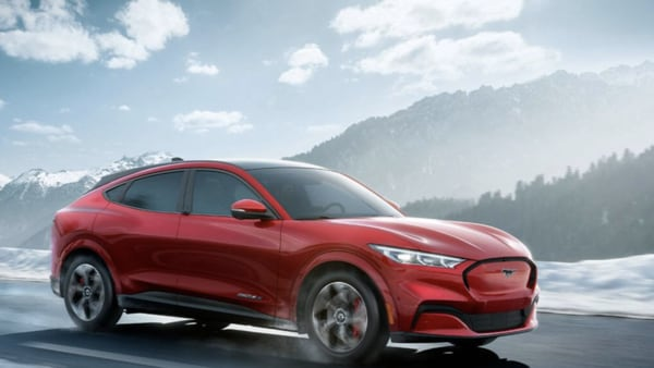 Ford unveiled its first fully electric SUV Mustang Mach-E on November 17