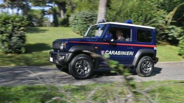 Poto courtesy: Facebook/@carabinieri.it