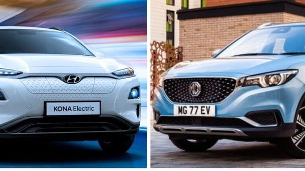 Photos courtesy: Hyundai and MG Motors.