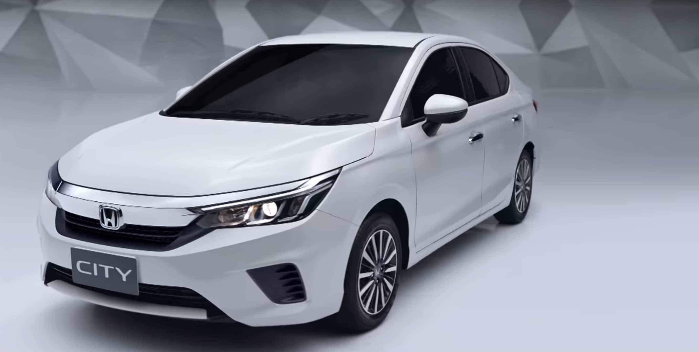 There is a bold chrome chunk right at the nose, similar to the one on Amaze, while the head lights are now razor sharp and with LEDs and daytime running lights. Photo courtesy: Youtube/Honda Thailand