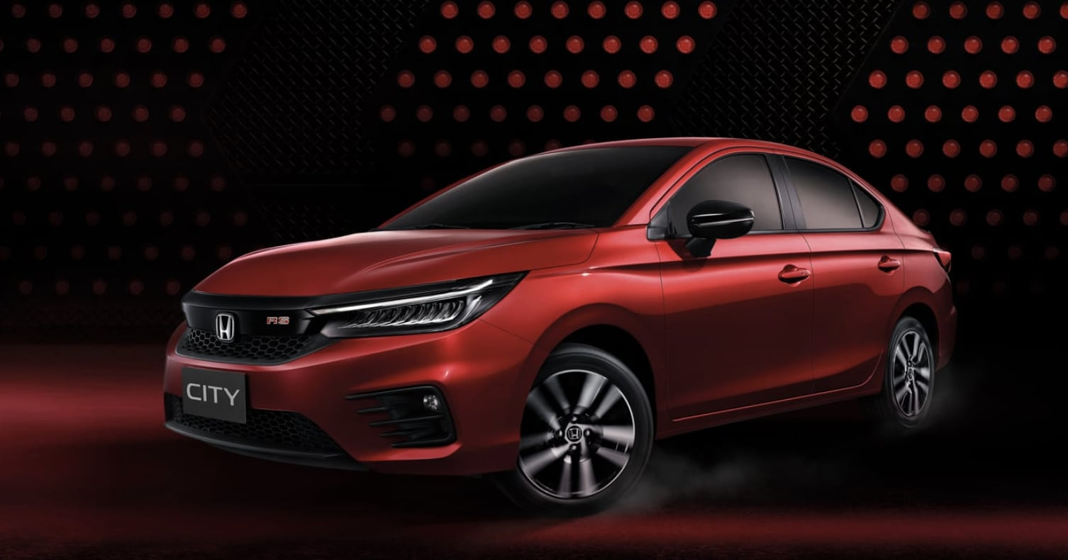 The car sits on diamond-cut alloy wheels and the India-bound model get the same tyre as was seen on the outgoing model. Photo courtesy: https://www.honda.co.th/city