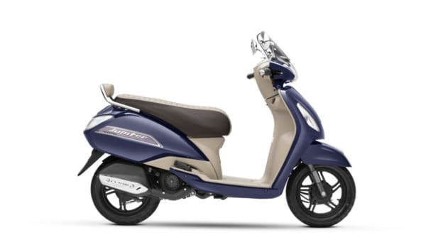TVS Motor launches BS6 compliant Jupiter Classic scooters