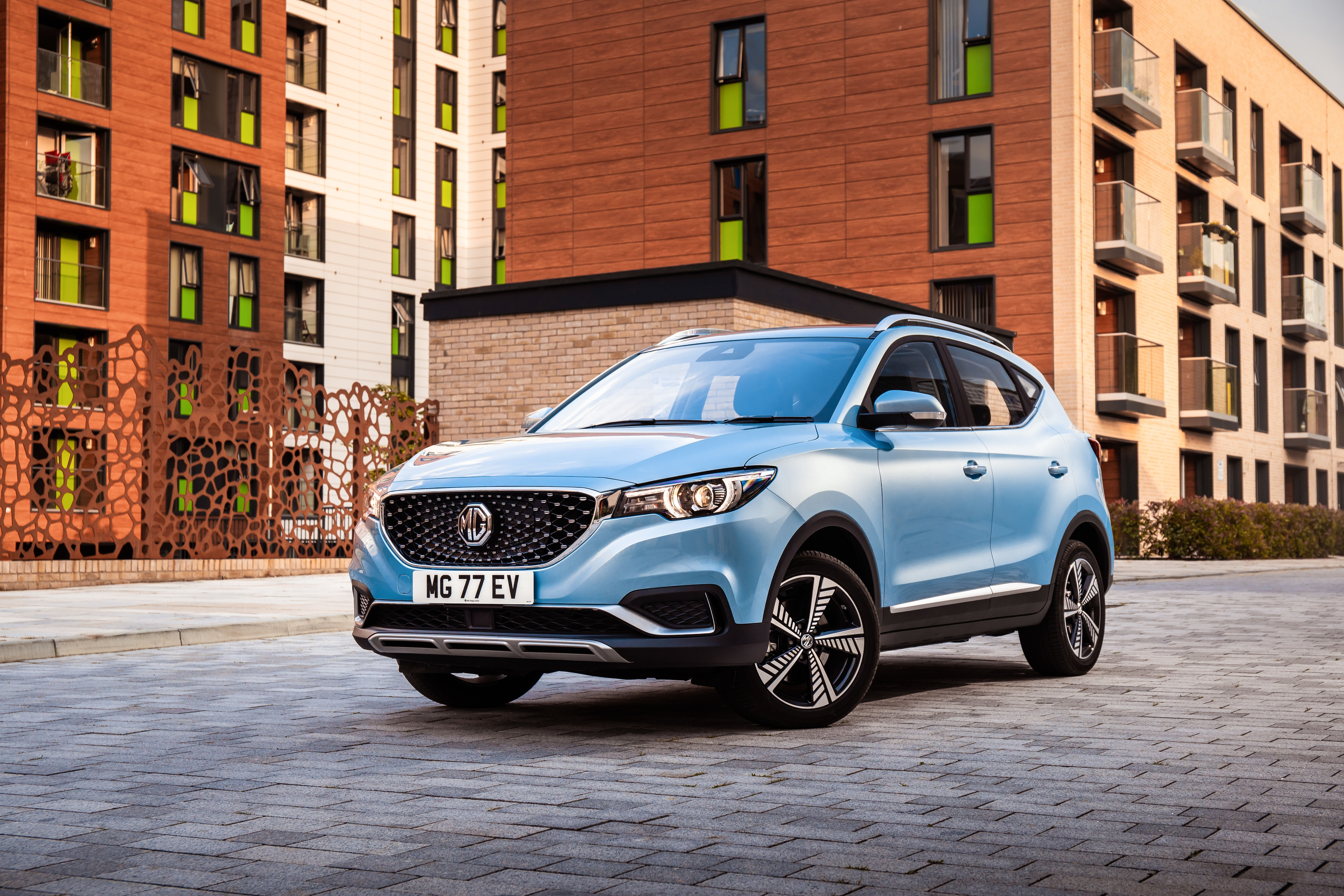MG Motor recently announced of apartnership with Exicomto reuse batteries once they have gone through their entire life cycle inside the ZS. (Photo courtesy: mg.co.uk)