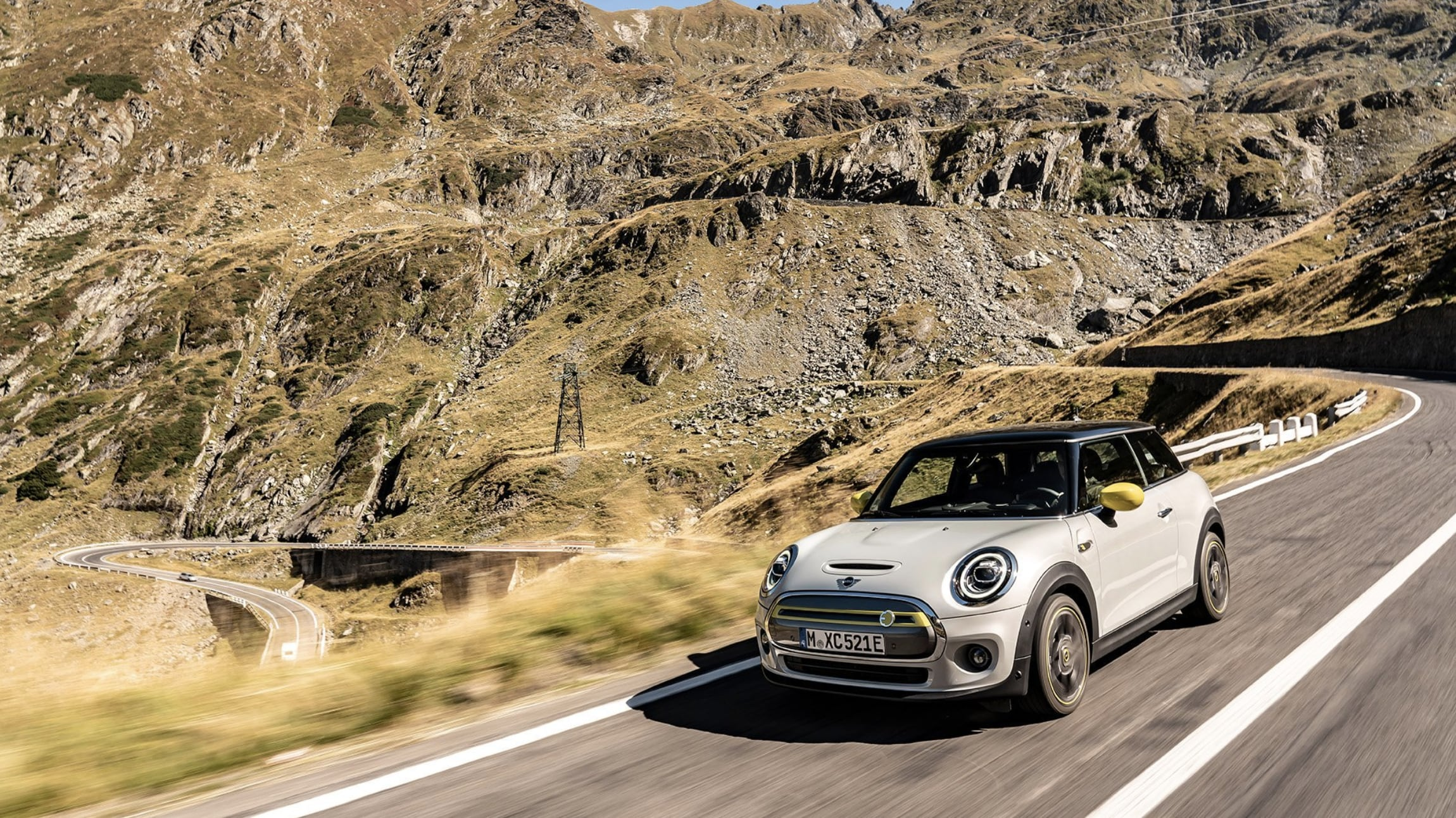 BMW and its partner Great Wall Motor are planning to build electric MINI at a new plant in China. (Photo courtesy: @MINI)