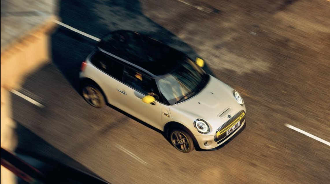 According to the company, the car can reach 0-100 kmph in just 7.3 seconds. (Photo courtesy: www.mini.co.uk)