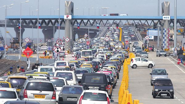 FASTag makes for cashless payment at toll booths, helping save time and fuel. (MINT_PRINT)