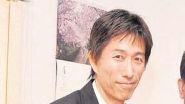 Kenichiro Toyofuku.
