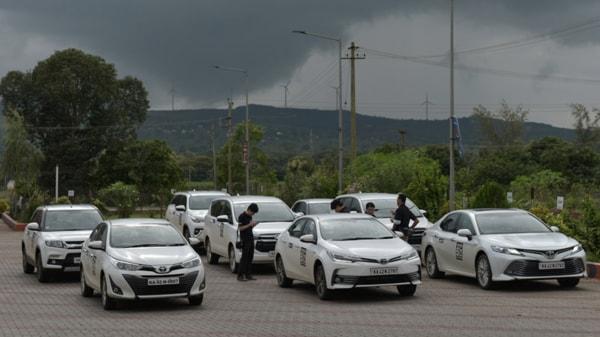 Photo courtesy: Twitter/@Toyota_India