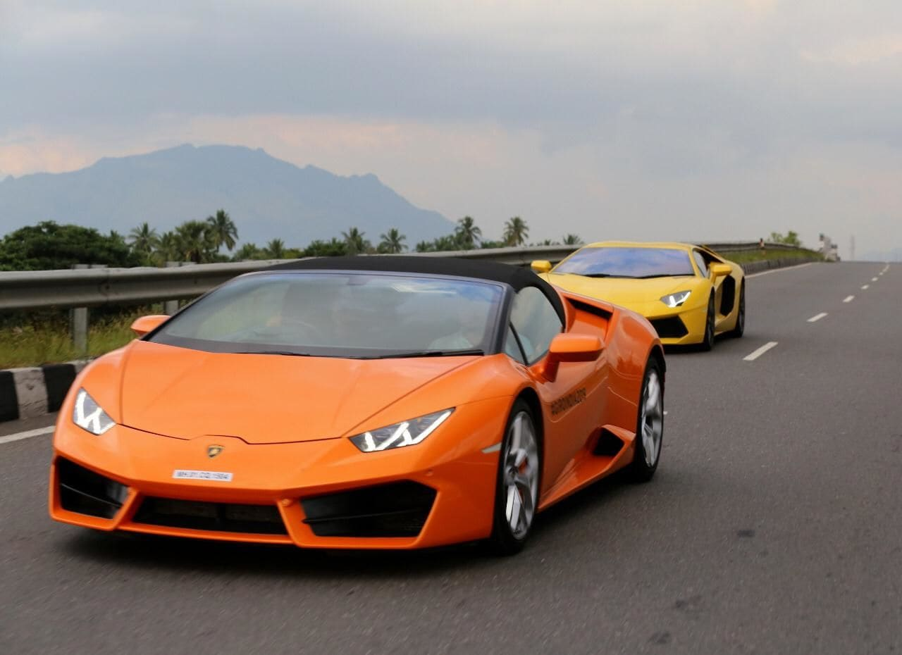 The Indian edition of Lamborghini Esperienza GIRO was recently held with as many as 30 cars participating.