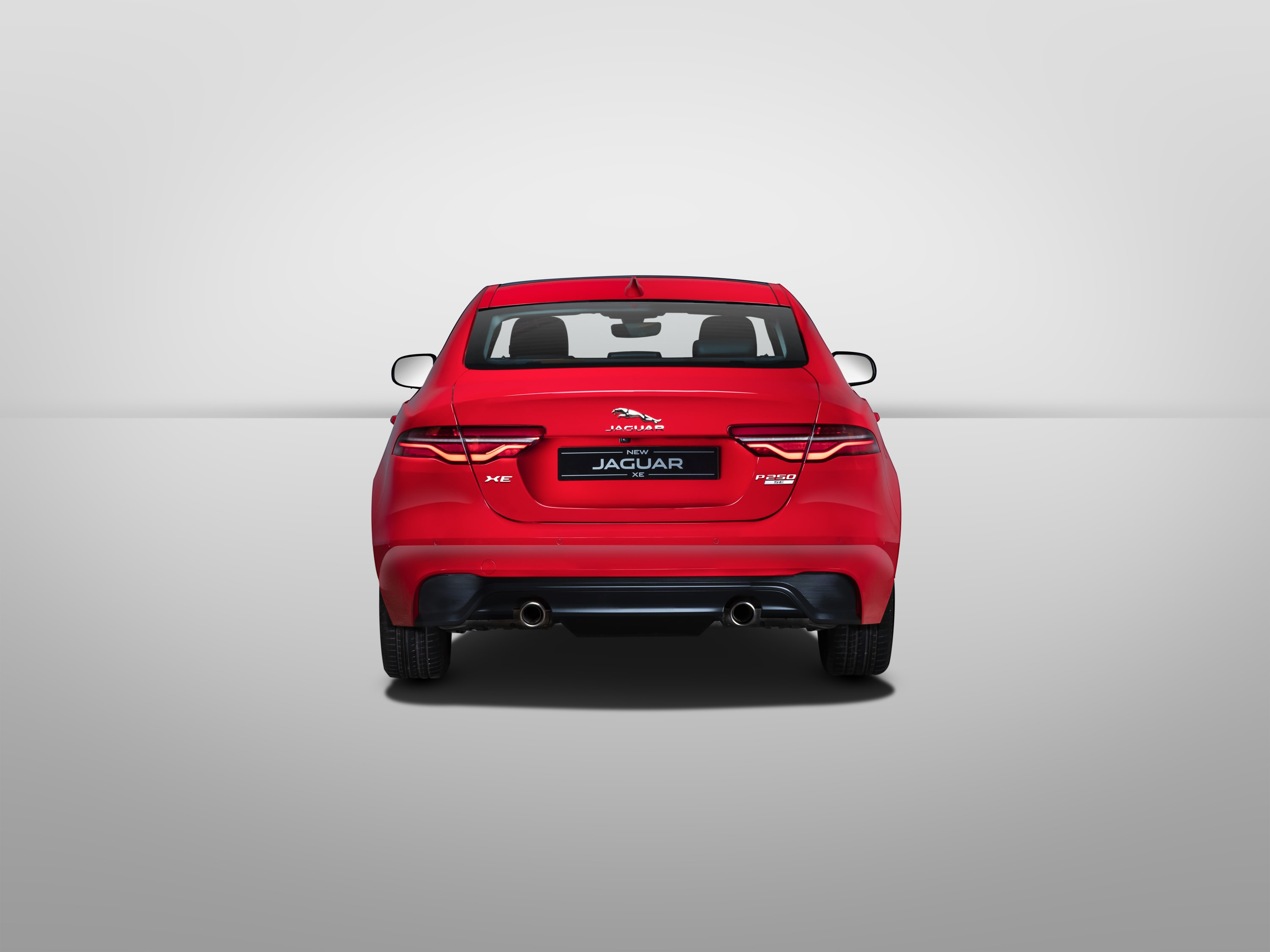 The new XE is offered in four options - Petrol S, Petrol SE, Diesel S and Diesel SE.